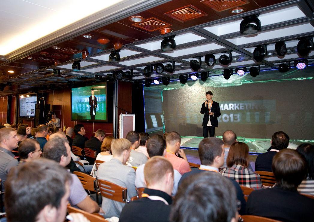 Доклад Евгения Костина «Новый подход к SEO-продвижению» на «Уральской Интернет Неделе»