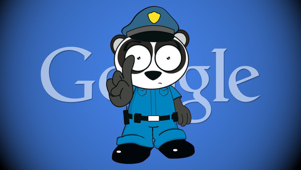 google-panda-cop