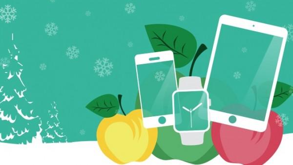 Итоги новогодней акции «Выиграй яблочные призы»