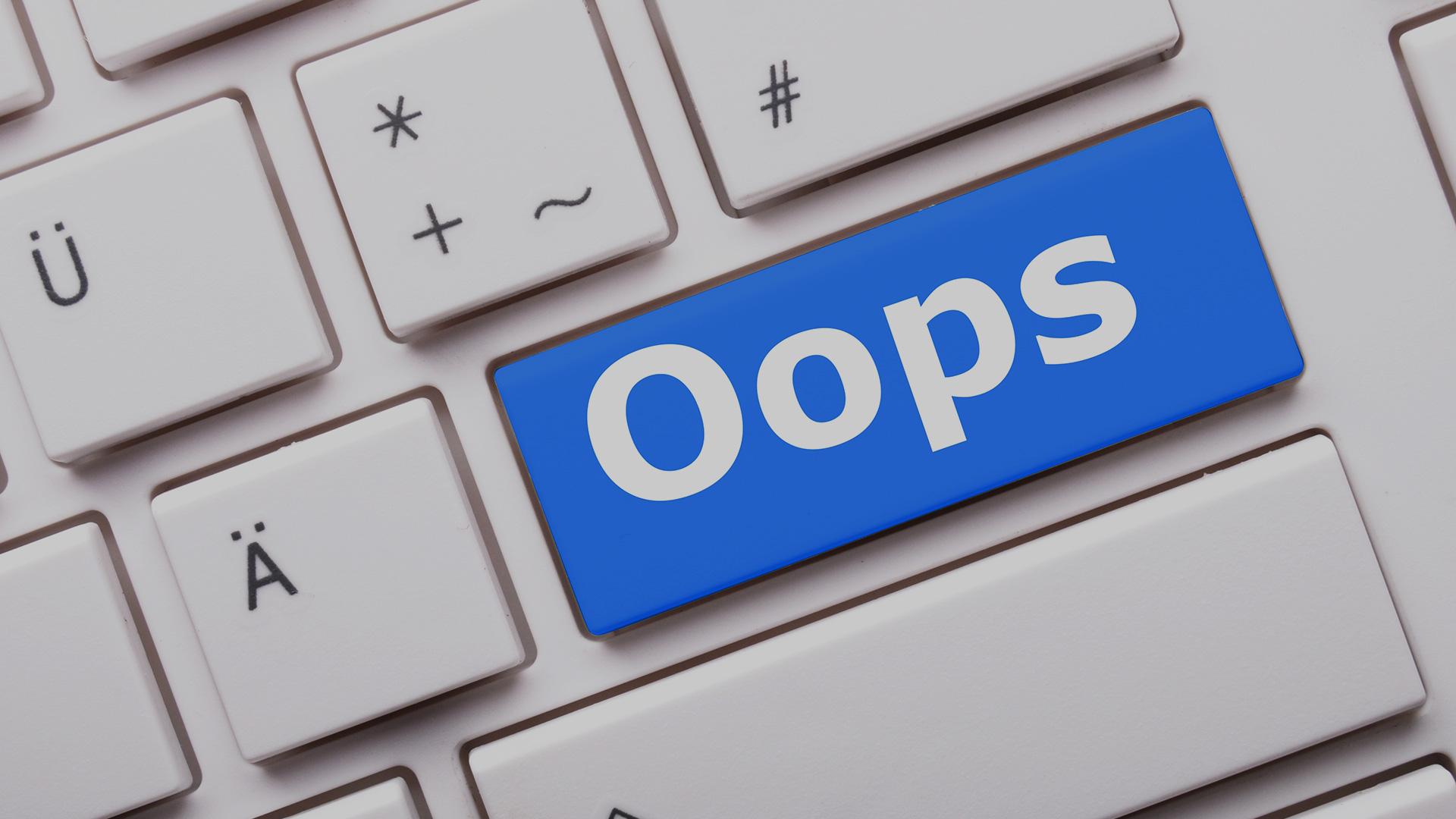 10 распространенных ошибок в SEO