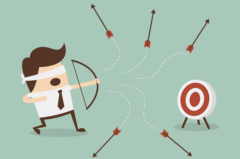 10 распространенных ошибок в контекстной рекламе в AdWords