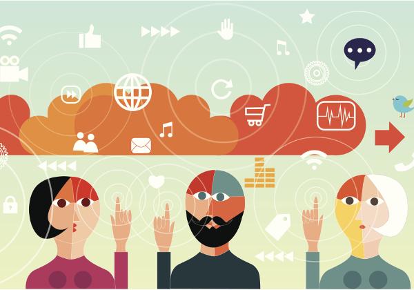 Инфографика: что бизнесу важно знать об особенностях поведения пользователей
