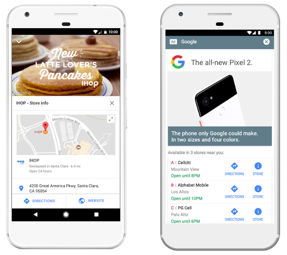 Google произвел редизайн AdWords и расширил настройки рекламы