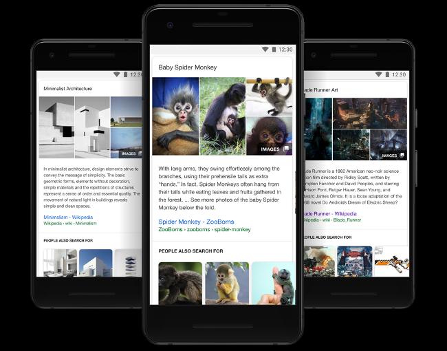 Google серьезно видоизменяет поисковую выдачу