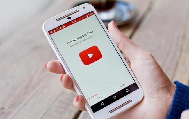 YouTube — в тройке самых популярных ресурсов рунета