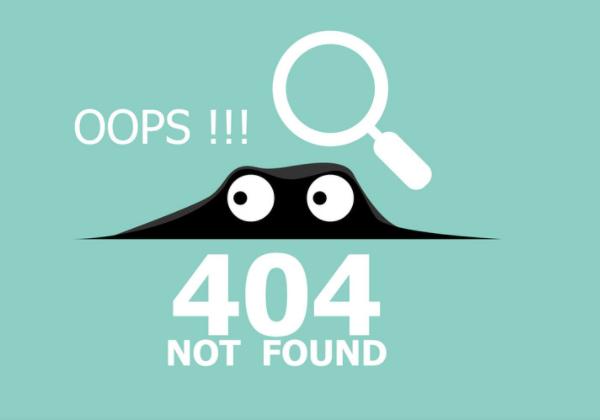 Как правильно оформить страницу 404