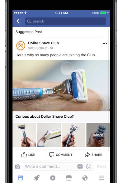 Facebook анонсировал новые инструменты для магазинов