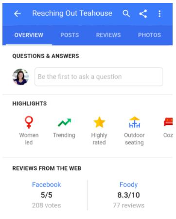 Google начал помечать компании с женщинами-руководителями