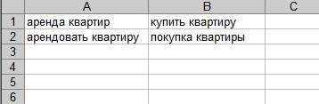 Как снимать позиции сайта - Загрузка XLSX-файла