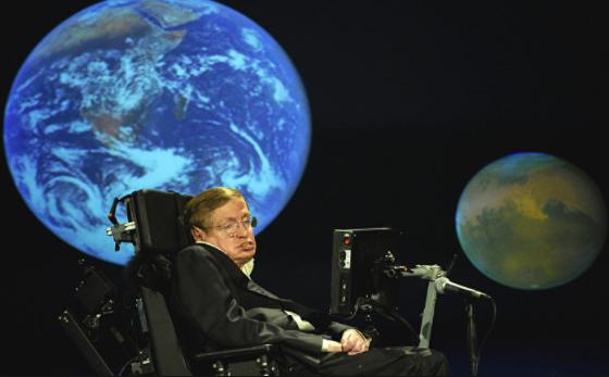 Умер Стивен Хокинг — известнейший физик современности