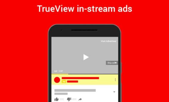 YouTube предлагает новый рекламный формат
