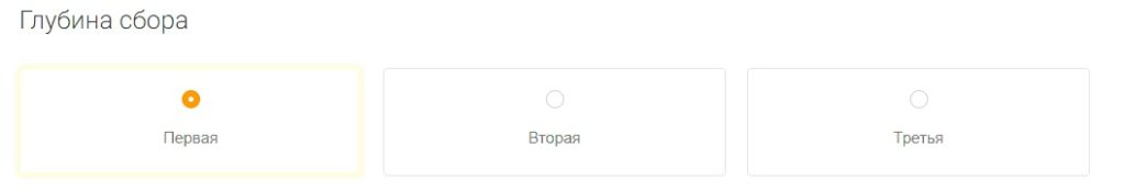 Парсер поисковых подсказок из Яндекса, Google и YouTube в PromoPult - глубина сбора