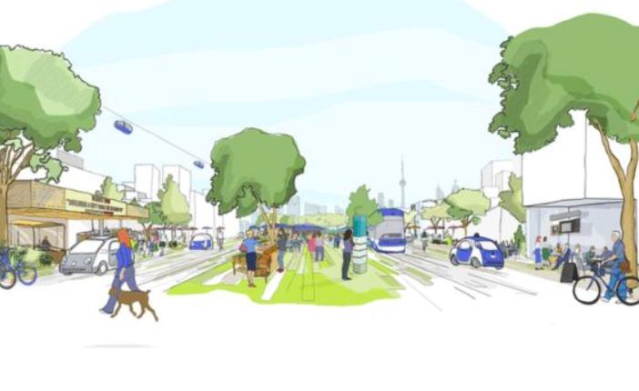 Google строит в Торонто прототип города на интернете