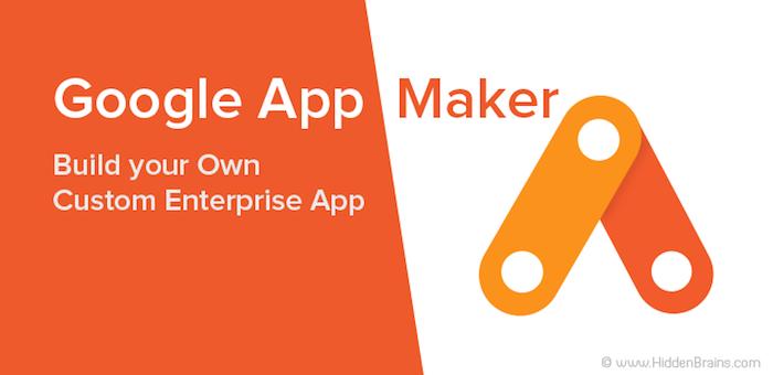 Google запустил платформу для создания простых бизнес-приложений