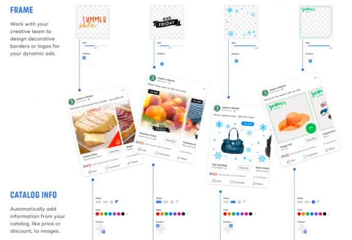 Facebook повышает привлекательность Dynamic Ads и Collection Ads
