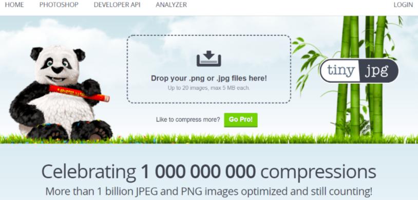 Инструменты для оптимизации изображений без потери качества