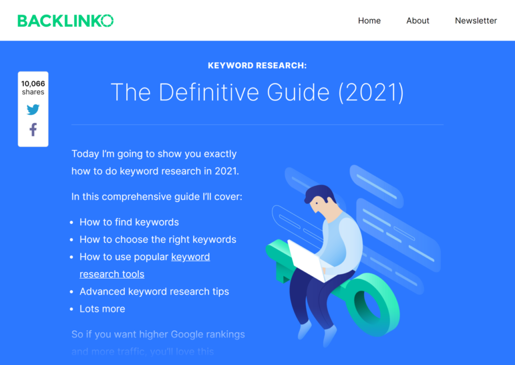 Линкбилдинг для SEO в 2021 году: полное руководство от Backlinko, часть 2