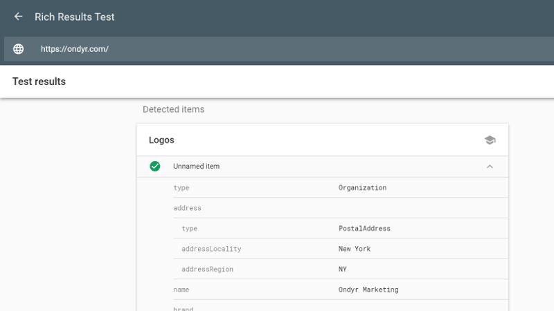 Google рекомендует использовать Rich Results Tool вместо Structured Data Testing Tool
