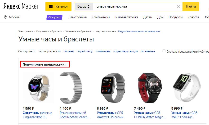 Как подключить магазин к Яндекс.Маркету и запустить рекламу